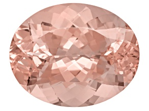 Morganite 24.9x20.12mm Oval 39.31ct