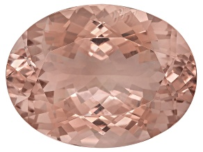 Morganite 21x16mm Oval 19.50ct