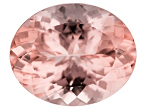 Morganite 19x16mm Oval 15.94ct