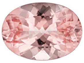 Morganite 21.5x15.5mm Oval 17.72ct