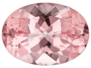 Morganite 22x16mm Oval 20.09ct