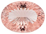 Morganite 30.01x22.31mm Oval Quantum Cut 49.28ct