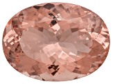 Morganite 26.53x19.56mm Oval 34.80ct