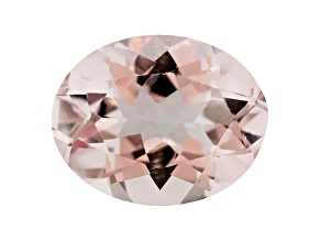 Morganite 10x8mm Oval 2.00ct