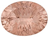 Morganite 30.29x22.23mm Oval Quantum Cut 50.40ct
