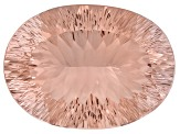 Morganite 30.32x22.08mm Oval Quantum Cut 51.48ct