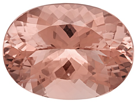 Morganite 29.95x21.95mm Oval 52.62ct