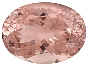 Morganite 29.82x21.70mm Oval 54.43ct