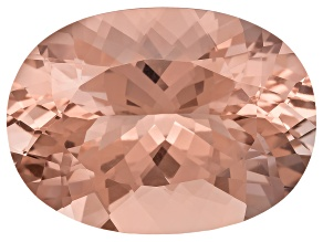 Morganite 30.30x22.30mm Oval Brilliant Cut 56.11ct