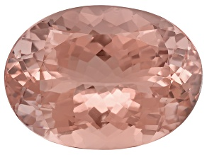 Morganite 30.65x22.34mm Oval 58.63ct