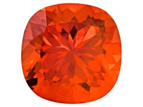 Spessartite Garnet Simulant 12mm Square Cushion 6.00ct