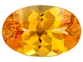 Imperial Topaz 10X6.5mm Oval 1.92ct