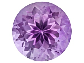Amethyst 11mm Round 4.25ct