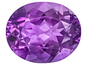 Amethyst 12x10mm Oval 4.00ct