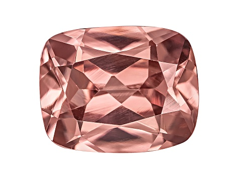 Pink Zircon 10x8mm Rectangular Cushion 4.25ct