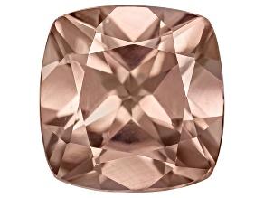 Pink Zircon 11mm Square Cushion 8.50ct