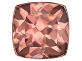Pink Zircon 7mm Square Cushion 2.50ct
