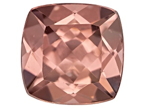 Pink Zircon 8mm Square Cushion 4.00ct
