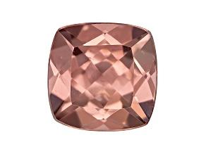 Pink Zircon 8mm Square Cushion 4.00ct