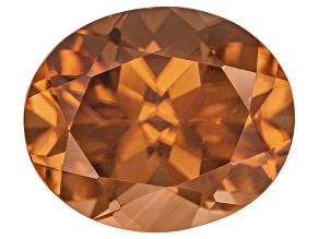 Prima Rosa Zircon™ Minimum 8.50ct 12x10mm Oval