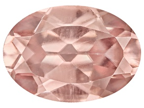 Pink Zircon 7x5mm Oval 1.20ct