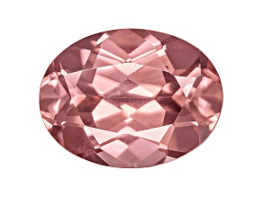 Pink Zircon 12x9mm Oval 7.00ct