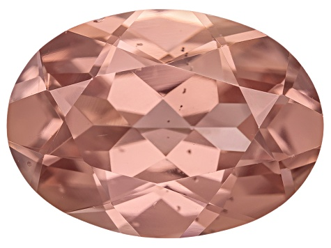 Pink Zircon 15x11mm Oval 10.04ct
