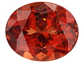 Honey Red Garnet 11x9mm Oval 4.10ct