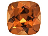 Honey Red Garnet Color Shift 7mm Square Cushion 1.75ct