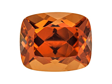 Honey Red Garnet Color Shift 11.5x9.5mm Rectangular Cushion 8.57ct