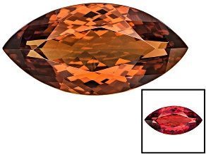 Honey Red Garnet Color Shift 18x9mm Marquise 6.30ct