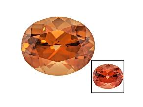 Honey Red Garnet Color Shift 11x9mm Oval 4.50ct