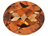 Honey Red Garnet Color Shift 11x9mm Oval 3.43ct