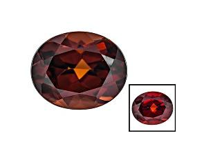 Honey Red Garnet Color Shift 11x9mm Oval 5.50ct