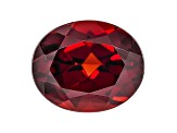 Honey Red Garnet Color Shift 11x9mm Oval 5.50ct