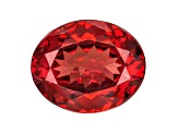 Honey Red Garnet Color Shift 11x9mm Oval 3.50ct
