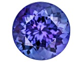 Blue Tanzanite 8.5mm Round 2.75ct