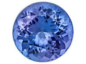 Blue Tanzanite 4.00ct  10mm Round