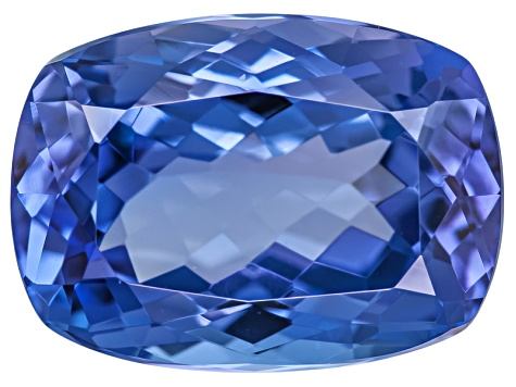 Tanzanite 10.5x7.5mm Rectangular Cushion 3.29ct