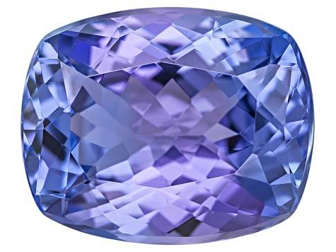 Tanzanite 10.5x8.5mm Rectangular Cushion 3.70ct