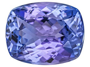 Tanzanite 10.5x8.5mm Rectangular Cushion 3.75ct
