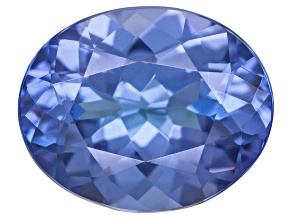 Tanzanite 10.5x8.5mm Oval 3.25ct