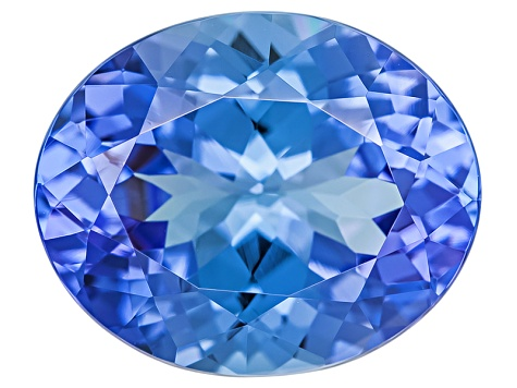 Tanzanite 11.5x9.5mm Oval 4.25ct
