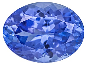 Blue Tanzanite 1.75ct  mm Varies Oval Mixed Cut