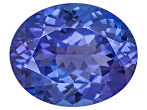 Blue Tanzanite 3.75ct  mm Varies Oval Mixed Cut