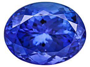 Tanzanite 13x10mm Oval 6.50ct