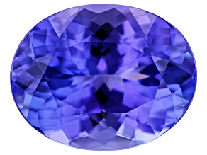 2.93ct Tanzanite 10x8mm Oval