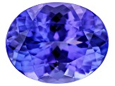 Tanzanite 10x8mm Oval 2.93ct