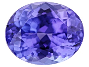 2.97ct Tanzanite 9.72x7.8mm Oval