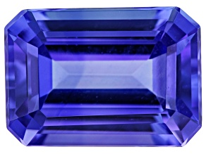2.09ct Tanzanite 9.2x6.6mm Rect Oct